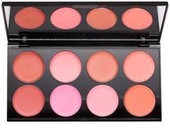 Makeup Revolution Ultra Blush All About Cream paleta de coloretes