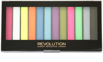 Makeup Revolution Acid Brights paleta de sombras