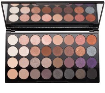 Makeup Revolution Affirmation paleta de sombras de ojos con un espejo pequeño