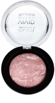 Makeup Revolution Vivid Baked Blush colorete con efecto bronceado