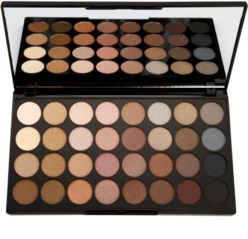 Makeup Revolution Beyond Flawless paletka očných tieňov