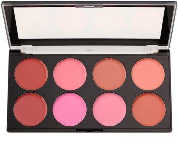 Makeup Revolution Blush paleta de cores em creme