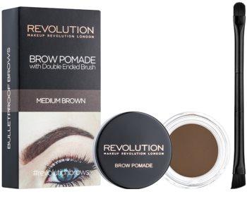 Makeup Revolution Brow Pomade Augenbrauen-Pomade