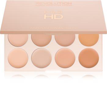 Makeup Revolution Pro HD Camouflage paleta de corretores
