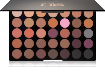 Makeup Revolution Pro HD Lidschatten-Palette