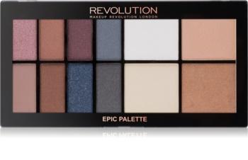 Makeup Revolution Epic Nights paleta multiusos
