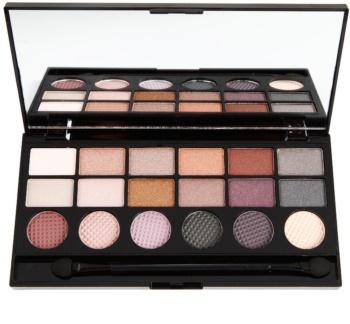 Makeup Revolution Girls On Film paleta de sombras de ojos