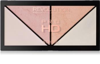 Makeup Revolution Pro HD Strobe Revolution paleta iluminadora