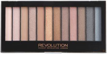 Makeup Revolution Iconic 1 paleta očních stínů