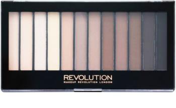 Makeup Revolution Iconic Elements paletka očných tieňov