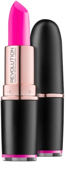 Makeup Revolution Iconic Pro rtěnka s matným efektem