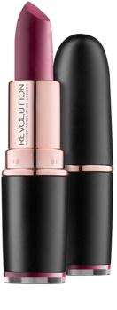 Makeup Revolution Iconic Pro червило  с матиращ ефект
