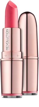 Makeup Revolution Iconic Matte Nude Lippenstift mit Matt-Effekt