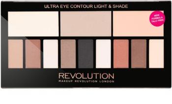 Makeup Revolution Ultra Eye Contour szemkontúrozó paletta