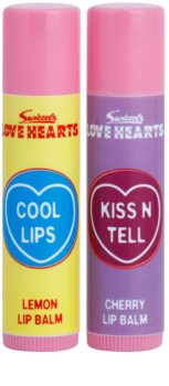 Makeup Revolution Love Hearts bálsamo de lábios