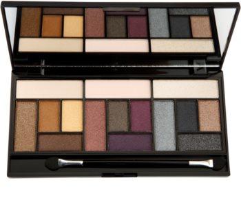 Makeup Revolution Pro Looks Big Love paleta de sombras de ojos