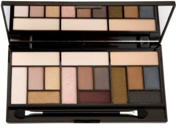 Makeup Revolution Pro Looks Stripped & Bare paleta de sombras de ojos