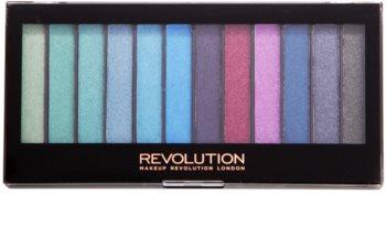 Makeup Revolution Mermaids Vs Unicorns paleta de sombras