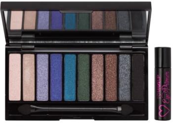 Makeup Revolution Makeup Revolution paleta očních stínů + podkladová báze