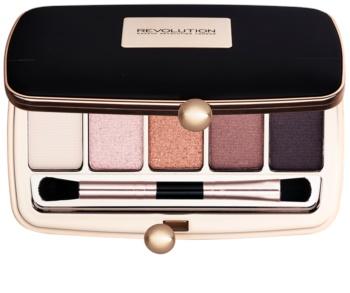 Makeup Revolution Renaissance Palette Night paleta cieni do powiek