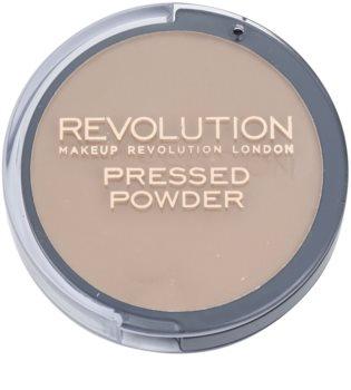 Makeup Revolution Pressed Powder matující bronzer