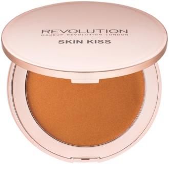 Makeup Revolution Skin Kiss pós bronzeadores em creme
