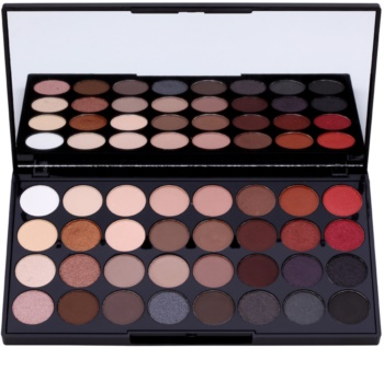 Makeup Revolution Flawless 2 Eyeshadow Palette with Mirror