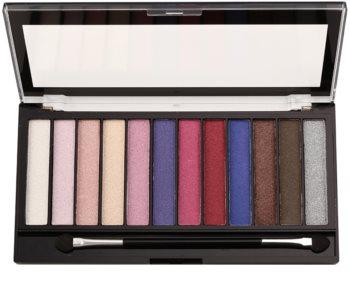 Makeup Revolution Unicorns Are Real paleta de sombras de ojos con aplicador
