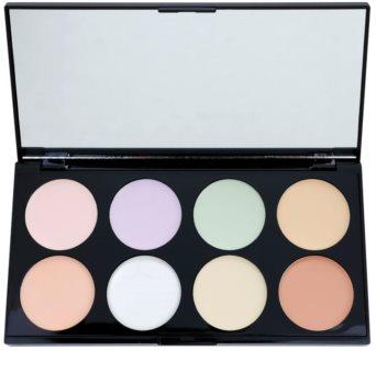 Makeup Revolution Ultra Base Palette mit Korrekturstiften