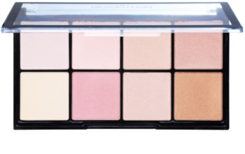 Makeup Revolution Ultra Pro Glow Highlighter Palette