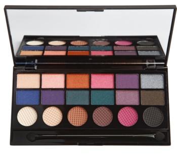 Makeup Revolution Unicorns Unite paleta de sombras de ojos