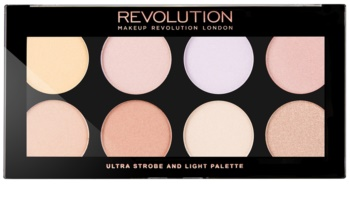 Makeup Revolution Ultra Strobe and Light IIluminating Palette