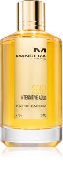 Mancera Gold Intensitive Aoud parfumovaná voda unisex
