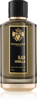 Mancera Black Vanilla parfumovaná voda unisex