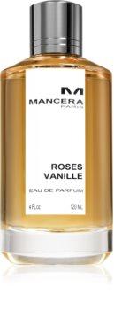 Mancera Roses Vanille Eau de Parfum voor Vrouwen