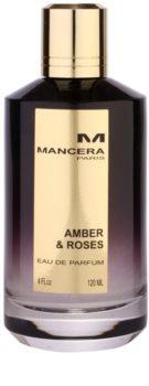 Mancera Amber & Roses parfumovaná voda unisex