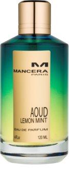 Mancera Aoud Lemon Mint парфюмированная вода унисекс