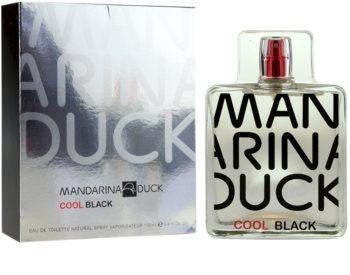 Mandarina Duck Cool Black toaletní voda pro muže