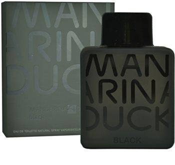 Mandarina Duck Black eau de toilette for Men