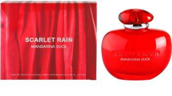 Mandarina Duck Scarlet Rain Eau de Toilette da donna
