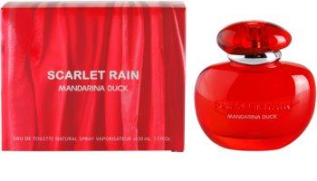 Mandarina Duck Scarlet Rain Eau de Toilette for Women