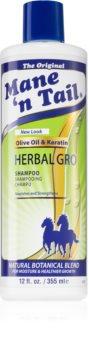 Mane 'N Tail Herbal Gro Shampoo voor Alle Haartypen
