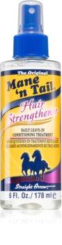 Mane 'N Tail Hair Strengthener leöblítést nem igénylő spray a haj megerősítésére