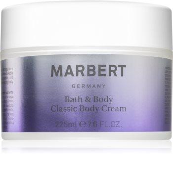 Marbert Bath & Body Classic crème pour le corps nourrissante