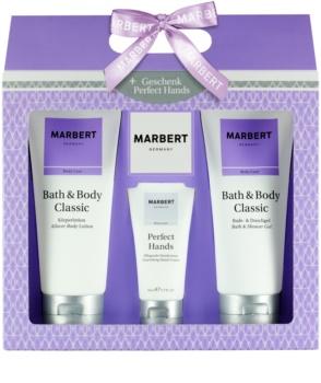 Marbert Bath & Body Classic lote de regalo III. para mujer