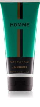 Marbert Homme Duschgel & Shampoo 2 in 1