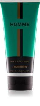 Marbert Homme sprchový gel a šampon 2 v 1