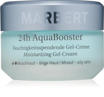 Marbert Moisture Care 24h AquaBooster creme gel hidratante para pele oleosa e mista