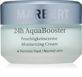 Marbert Moisture Care 24h AquaBooster Moisturising Cream For Normal Skin