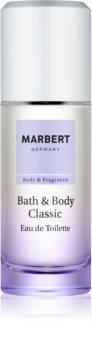 Marbert Bath & Body Classic eau de toilette para mujer